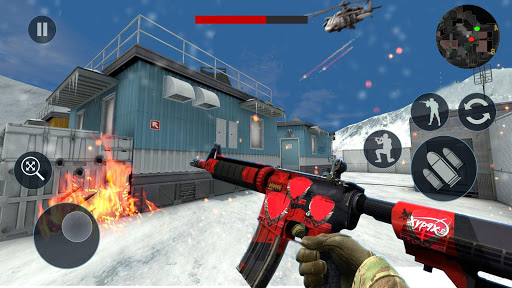 Counter Terrorist Game 2020 - FPS Shooting Strike apkdebit screenshots 3
