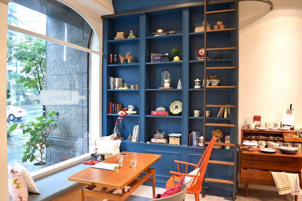 內湖秘密甜點店 巴黎精品風 #Home Bakery #繽紛橙柚水果塔
