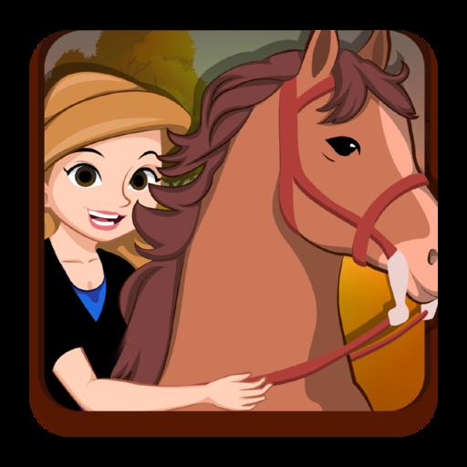 無料馬のゲーム 賽車遊戲 LOGO-玩APPs