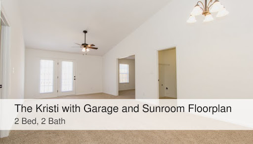 The Kristi with Garage and Sunroom (2 Bed, 2 Bath ...