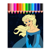 My Frozen Coloring Book