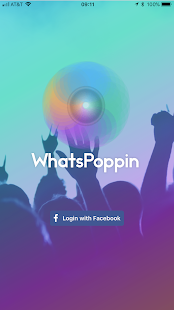 WhatsPoppin- screenshot thumbnail