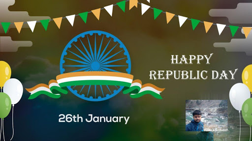 Republic Day Wisher 1.3 screenshots 3