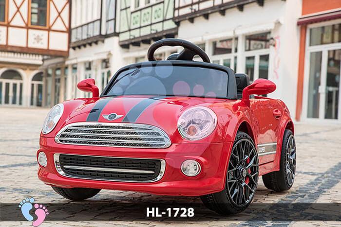 Xe hơi điện trẻ em MINI Cooper HL-17286