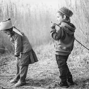 by Zbigniew Cołbecki - Babies & Children Children Candids