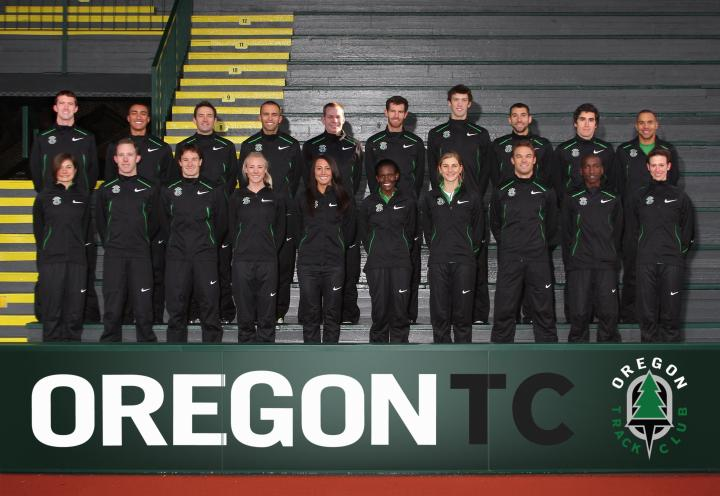 Oregon Track Club Elite 2012
