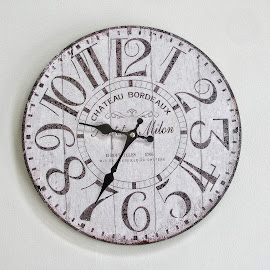 OLI clock 51 by Michael Moore - Artistic Objects Other Objects (  )