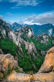 Mount Sorak - South Korea Tour