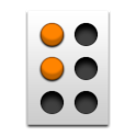 Google BrailleBack icon