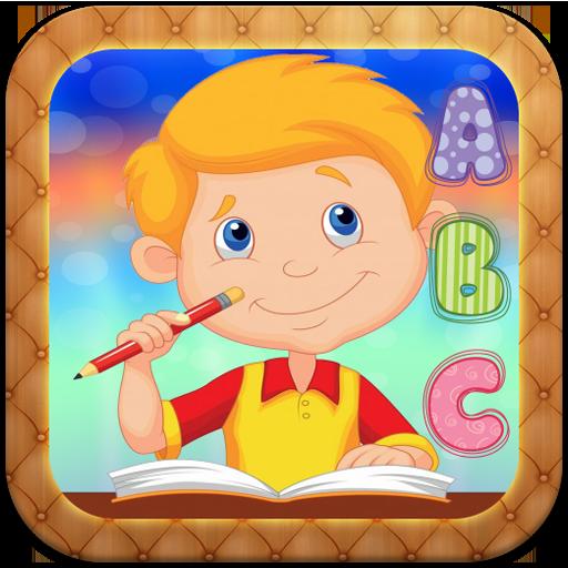 ABC Kids Alphabet 教育 App LOGO-硬是要APP