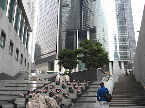 Photo: #012-Les tours de Hong Kong Island