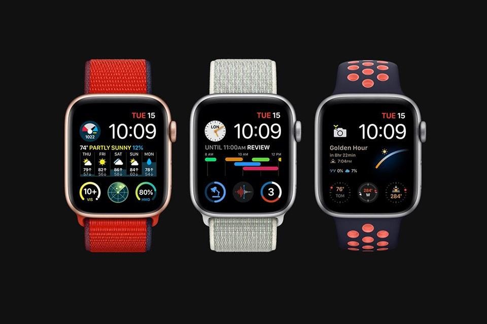 mặt đồng hồ Apple Watch Series 6