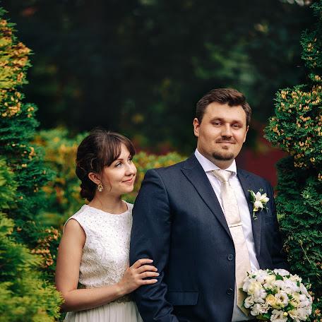 Wedding photographer Olga Nikonorova (OlgaNikFoto). Photo of 05.10.2017