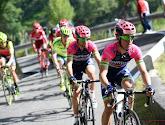 """Valerio Conti, en tête du Giro: """"Pour un Italien, il n'y a rien de plus beau que d'endosser ce maillot"""""""