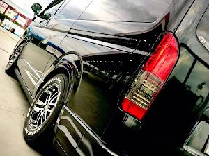ハイエースバン TRH200V のカスタム事例画像 ドラッキーさんの2020年07月17日12:10の投稿
