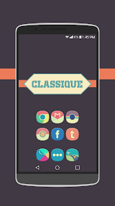 Classique MultiLauncher Theme v4.0.2