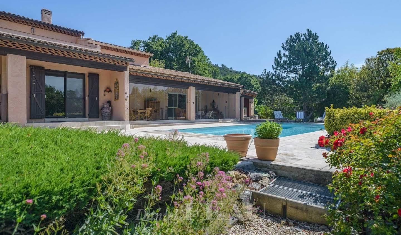 Maison avec piscine et terrasse Le Val