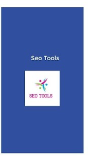 SEO Tools- screenshot thumbnail