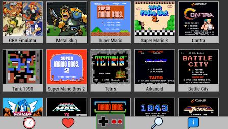 Super NES Emulator - FC NES-99 IN 1 (Arcade Games) APK