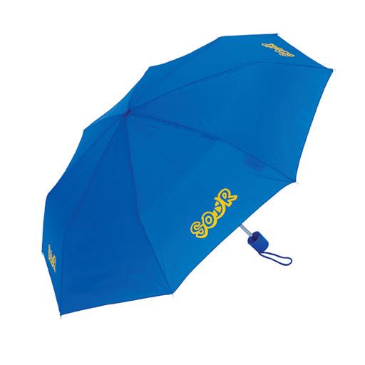 Compact Telescopic Ladies Mini Umbrella