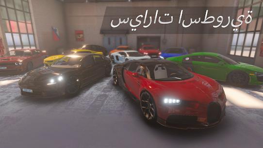 تحميل لعبة Real Car Parking : Parking Master v1.5.4 للأندرويد 3