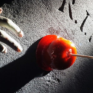 Atomic Candy Apples