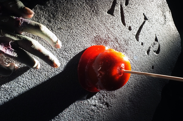 Atomic Candy Apples Recipe