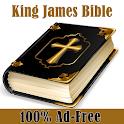 Bible King James (Ad Free) icon