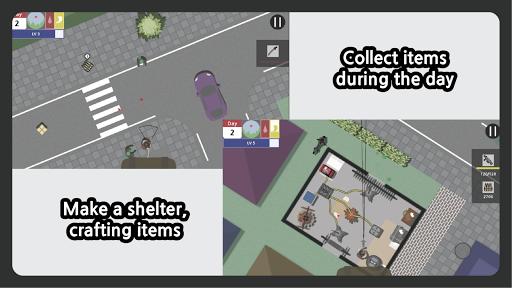 Télécharger Dead Town - Zombie survival APK MOD (Astuce) screenshots 1