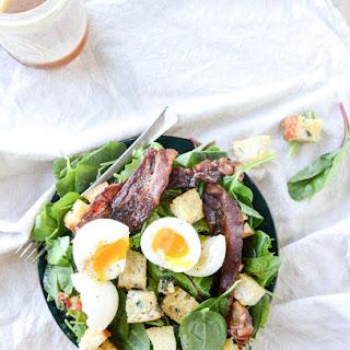 Baby Kale Breakfast Salad.