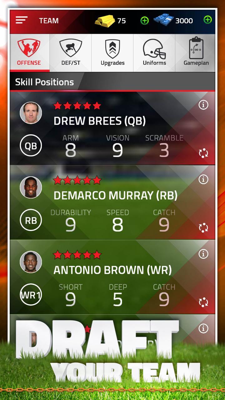 TAP SPORTS FOOTBALL screenshot #4