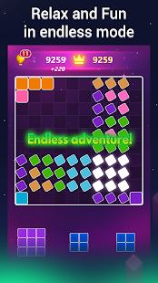 The Block Puzzle Online 1010 Free Games Puzzledom - náhled