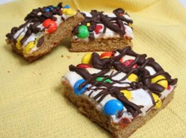 Peanut Butter M&m Bars Recipe