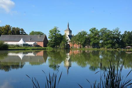 Ons dorpje Sint-Pieters-Rode èn zijn mooie omgeving....