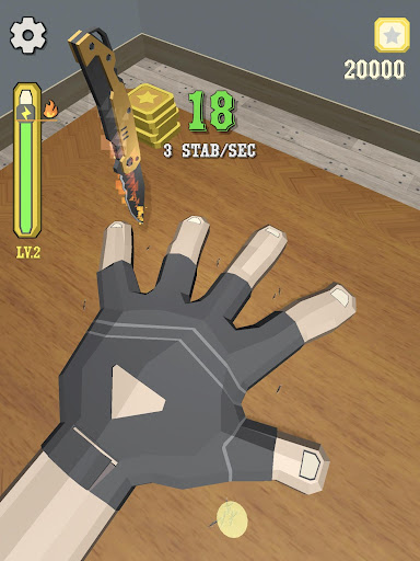 Knife Game android2mod screenshots 8