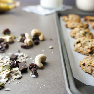 Breakfast Cookies {Vegan and No-Sugar Option}