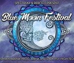 Spectrum/Reboot Present : The Blue Moon Festival 2017 : Stags Head & Hectic On Hope