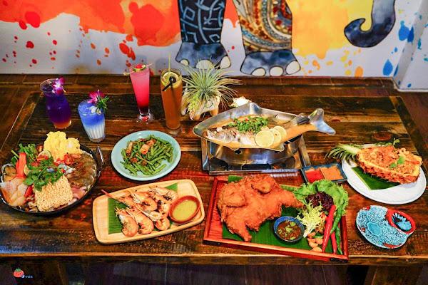 Nahm 水泰式餐廳 (暫時歇業)