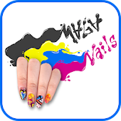 Easy nail art ideas! Modern nails trends