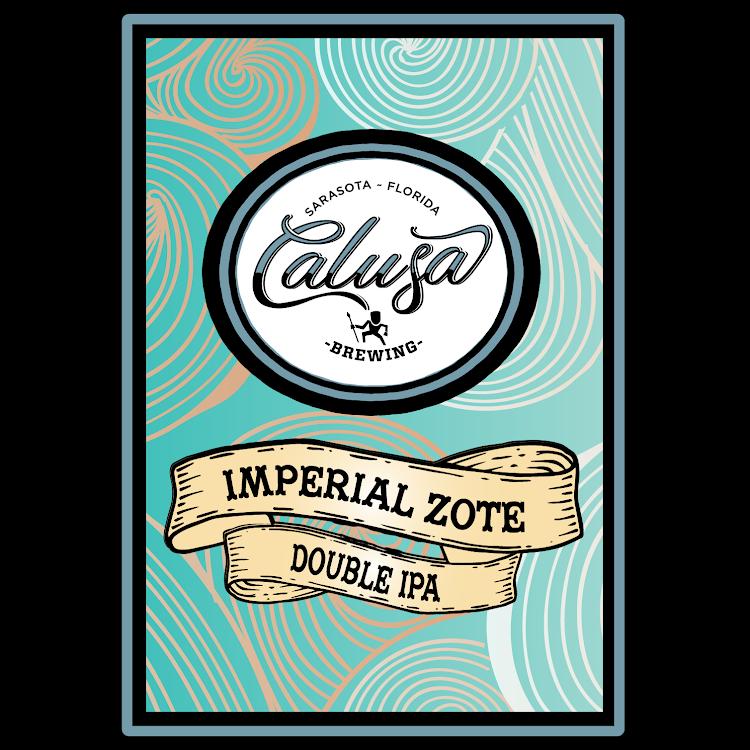 Logo of Calusa Imperial Zote