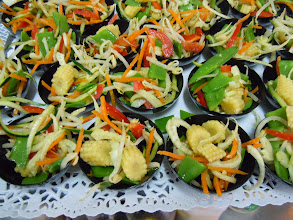 Photo: légumes asia