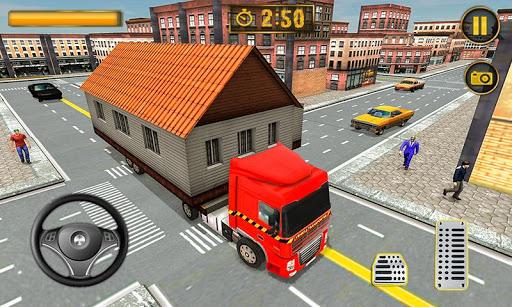 Wrecking Crane Simulator 2019: House Moving Game ss3
