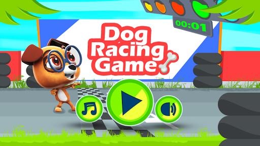 Dog Racing Game