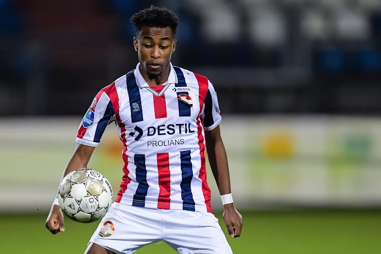Mike Trésor Ndayishimiye grand artisan de la victoire de Willem II