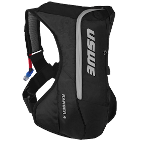 Ranger™ 4L Bounce Free Off-road Hydration Backpack, Black