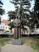 Photo: Márton Áron püspök szobra