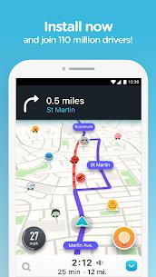 Waze Apk Download – GPS, Maps, Traffic Alerts & Live Navigation 8