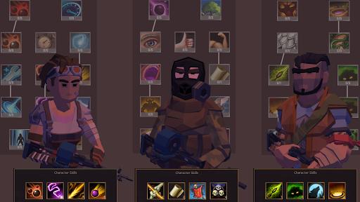 Last Resistance - Idle zombie RPG mod apk 0.1260 screenshots 4