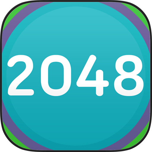 2048 Match Game Number Puzzle