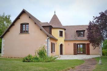 maison à Usseau (86)